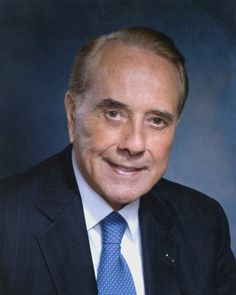 Bob Dole is left handed