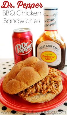Dr. Pepper Recipes (Desserts, Main Dishes, Sauces, and Drinks) - Child at Heart Blog