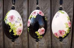 Easter egg - decoupage print-room
