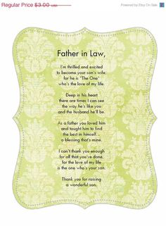 Dead Father In Law Quotes Quotesgram By At Quotesgram For Dad