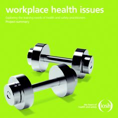 This report presents the findings from our study on what workplace health issues should be targeted through education and training schemes for health and safety professionals. www.iosh.co.uk/researchreports