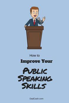 How to Improve Your Public Speaking Skills via Improve Speaking Skills, Improve Communication Skills, Public Speaking Tips, Effective Communication, Communication Styles, English Speaking Book, Presentation Skills Training, Funny Speeches, Best Speakers