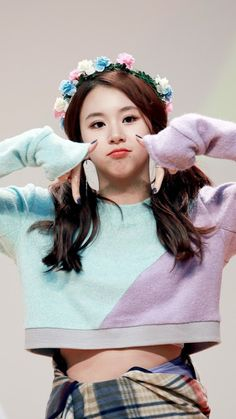Son Chae-young (채영) was born in Seoul, South Korea on April 1999 (age She is a South Korean singer under JYP Entertainment. She is a member of the girl group Twiceand is the group`s main rapper Kpop Girl Groups, Korean Girl Groups, Kpop Girls, Twice Dahyun, Tzuyu Twice, Super Junior, Got7, Signal Twice, Rapper
