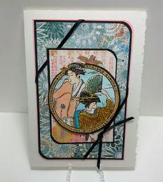 Maxam Made: Oriental Stamp Arts Yahoo Group Card Album
