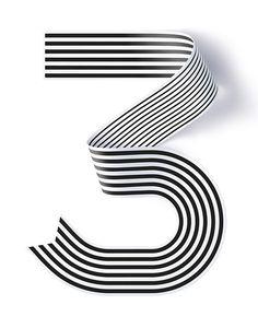 Shanghai Ranking Book by Sawdust | Inspiration Grid | Design Inspiration / #typeimage #numerals