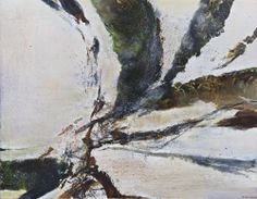 ZAO WOU-KI (ZHAO WUJI) 1920-2013 4.12.88 signed in Chinese and Pinyin; signed in Pinyin and dated 4.12.88 on the reverse, framed oil on canvas 114 by 146 cm