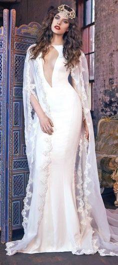 """Wedding Dress by Galia Lahav """"Les Reves Bohemians"""":"""