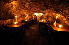 There's no better cavern in London to enjoy a fine bottle of FAT bastard Pinot Noir with an oozing platter of delicious cheese. London's oldest wine bar is also its most atmospheric, but be sure to arrive early to secure a table.  47 Villiers St, London www.gordonswinebar.com