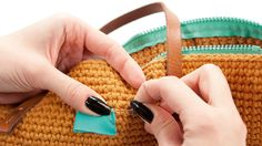 Crochet day bag | Knitting & Craft | Yours
