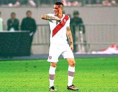 Paolo Guerrero, Umbro Peru, Soccer, Futbol