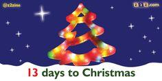 13 days to Christmas - Advent calendar
