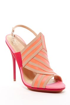 GX by Gwen Stefani | Abbot Heeled Sandal | Sponsored by Nordstrom Rack