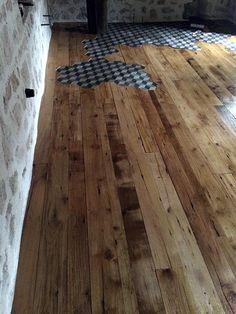 Hardwood Floors, Flooring, Crafts, House, Wood Floor Tiles, Wood Flooring, Manualidades, Home