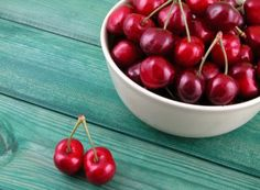 cherries alergy busting foods