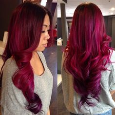 Color Hairstyles Captivating Hair Color  Hair  Pinterest  Hair Coloring Hair Style And Red Hair