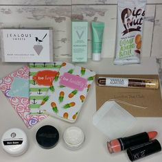 January's #pinkparcel review is on http://ift.tt/1KUTuBH