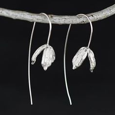 This Handmade Nutshell Earrings is made of Sterling Silver. It is fashionable and adds more beauty when you worn. It is has no allergic reaction. Cute Gifts For Her, Sterling Silver, Earrings, Handmade, Beauty, Fashion, Ear Rings, Moda, Stud Earrings