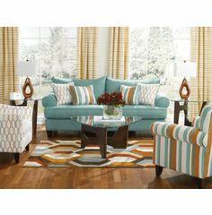 Rock Harbor II Sofa Fabric Furniture Sets Living Rooms Art Van Furnitur