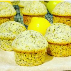 Chec cu Banane Cacao si Nuci - the lemon flavour Muffin Tins, Cornbread, Muffins, Deserts, Lemon, Food And Drink, Dairy, Breakfast, Ethnic Recipes