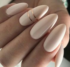Almond Nails, Gold Nails, Silver Roses, Make Up, Nail Art, Manicures, Shape, Beauty, Fashion