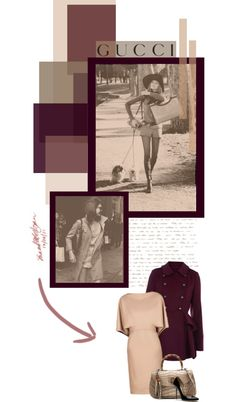 """""""Icons of Heritage with Gucci"""" by lizelin ❤ liked on Polyvore"""