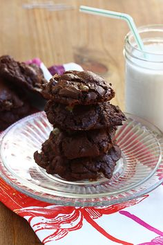 Rocky Road cookies. Wait. Have all my birthdays come at once?!