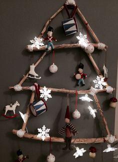 Un árbol de Navidad para niños…fácil y muy trendy