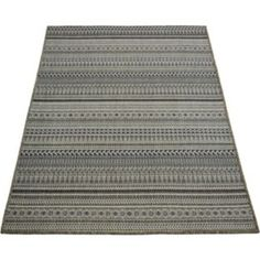 Buy Fairmont Flatwave Tribal Rug 120x170cm - Natural at Argos.co.uk - Your Online Shop for Rugs and mats.