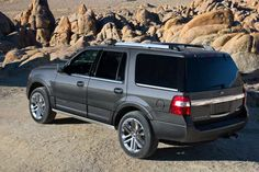 2017 Ford Expedition Platinum In Magnetic Van Wert New 2019