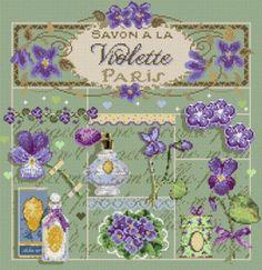 MLF-Savon a la Violette   Maybe some day