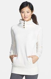 Alo 'Canyon' Stand Collar Pullover available at Nordstrom.