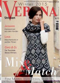 Verena Stricken №4 2015 Winter