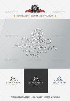 Majestic Brand Logo Template,m logo,crest logo,best crest Letterhead Template, Logo Templates, Flyer Template, Hotel Logo, Logo Restaurant, Business Logo Design, Branding Design, Logo Web, Inspiration Logo Design