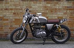 #RoyalEnfield Mo' Powa', Royal Enfield Dirty Duck revealed
