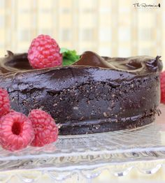 The Rawtarian: Raw chocolate icing 1 cup dates 1/4 cup raw cacao (cocoa) powder 1/4 cup coconut oil 3/4 cup water