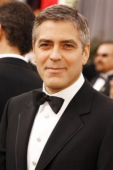 Clooney  :) nothing more beeds to be said!