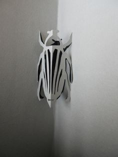 Insects Pop-up Book by Clyo Parecchini, via Behance