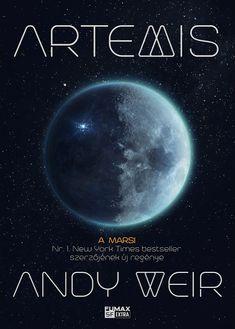 """""""Artemis"""", Andy Weir amerikai író második regénye megérkezett. Egy 2000 fős város a Hold felszínén, ami hamarosan nagy változások elé fog nézni. Hogy ezek a változások jók vagy rosszak lesznek mindössze egyetlen ember döntésein fog múlni. Benned meg lenne a bátorság, hogy kockára tegyél mindent?"""