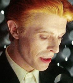 """bramantino: """" David Bowie in The Man Who Fell to Earth, 1976. """""""