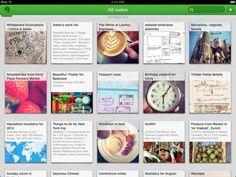 Evernote - Aplicación fácil de usar que te ayuda a recordar todo en todos los dispositivos que usas. Evernote te permite tomar notas, capturar fotos, crear listas de cosas por hacer y grabar recordatorios de voz; además puedes hacer búsquedas en todas tus notas (aún de las de voz).