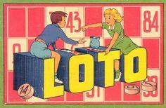 lotto game box cover