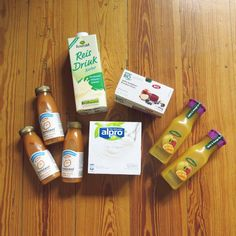 Foodhaul from yesterdays shopping at a overstock market. I was surprised to find so many vegan products so cheap #innocent #smoothie #innocent #juice #alpro #yoghurt #berry #fruitpuree #alnatura #ricedrink #shopping #foodshopping #foodhaul #vegan #govegan #cleaneating #veganfood #veganfoodshare #whatveganseat #raw #rawfood #healthy #healthyfood #vegangirl #veganism