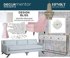 Design Bliss by @jbrouwerdesign for @HighPointMarket #HPmkt