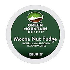 Green Mountain Coffee® Mocha Nut Fudge Coffee K-Cup® Pod