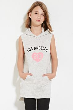 Girls Los Angeles Graphic Dress (Kids)