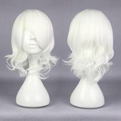 $14.17 (Buy here: https://alitems.com/g/1e8d114494ebda23ff8b16525dc3e8/?i=5&ulp=https%3A%2F%2Fwww.aliexpress.com%2Fitem%2FCosplay-Tokyo-Ghoul-Juuzou-Suzuya-38cm-Curly-Short-White-Wig%2F32303139211.html ) MCOSER Fashion Cosplay Tokyo Ghoul Juuzou Suzuya 38cm Curly Short White Synthetic High Qualiyu Party Wig for just $14.17