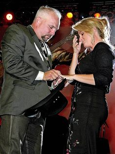 GARTH & TRISHA photo | Garth Brooks, Trisha Yearwood