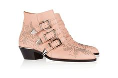 Tendencias primavera verano 2013 zapatos botines - Chloé