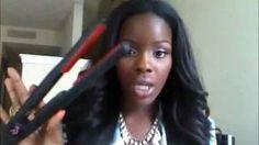 Bouncy Kim Kardashian Curls + How I Wrap My Hair, via YouTube.