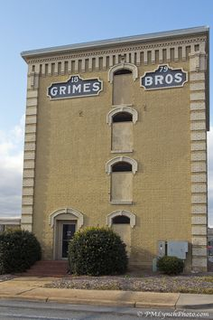 Grimes Brothers Mill in Davidson County, North Carolina.
